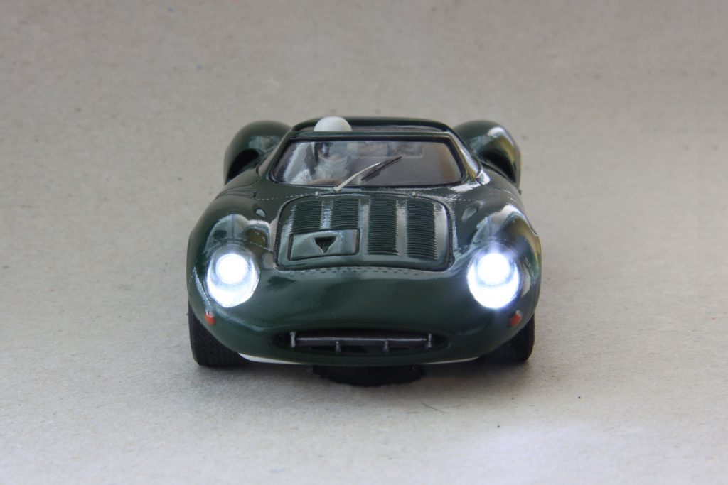 mf motorsport decoration circuit slot car jaguar xj13