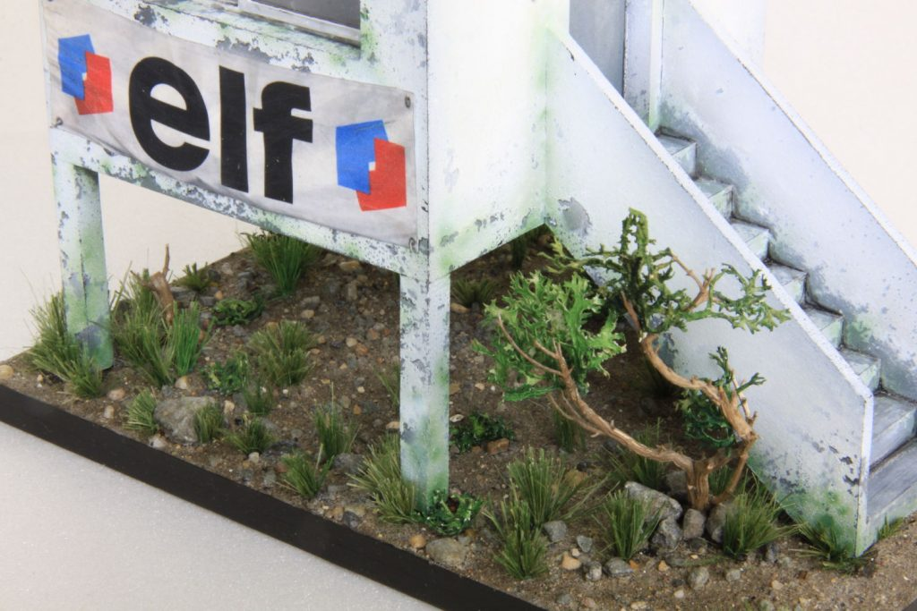 mf motorsport decoration circuit de slot car poste de contole 2